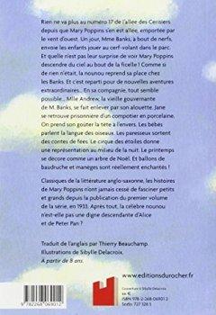 Livres Couvertures de Le retour de Mary Poppins