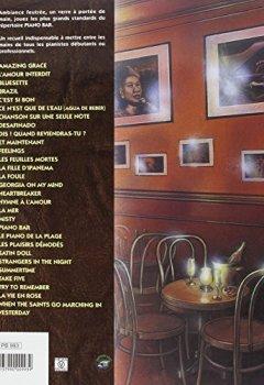 Livres Couvertures de Partition : Piano bar vol.1