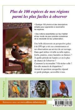 Livres Couvertures de Nos Oiseaux - Ou les Trouver, Comment les Reconnaître - par Lpo
