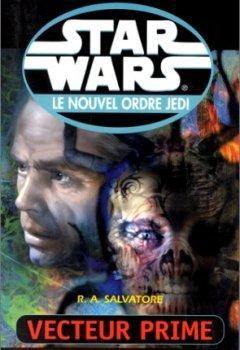 Livres Couvertures de Star Wars. Le Nouvel Ordre Jedi 1. Vecteur prime