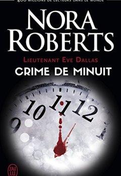 Livres Couvertures de Lieutenant Eve Dallas (Tome 7.5) - Crime de minuit