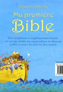 Livres Couvertures de Ma première Bible