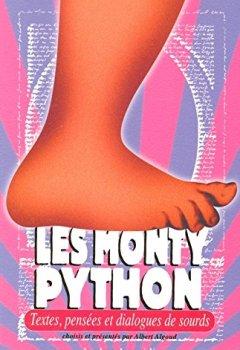 Livres Couvertures de Les Monty Python : Textes, pensées et dialogues de sourds