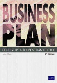 Livres Couvertures de Business Plan, 2e édition