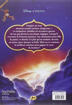 Livres Couvertures de Aladdin