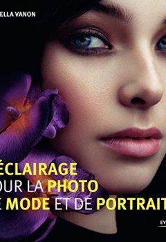 Livres Couvertures de L'éclairage pour la photo de mode et de portrait