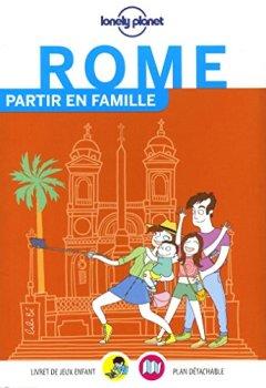 Livres Couvertures de Rome Partir en famille - 4ed