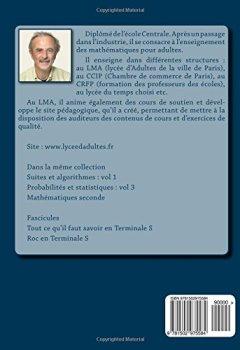 Livres Couvertures de Fonctions : limites, dérivabilité, exponentielle et logarithme. Intégration: Terminale S - Vol 2