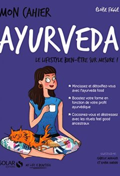 Livres Couvertures de Mon cahier Ayurveda