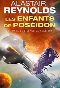 Livres Couvertures de Les enfants de Poséidon, T3 : Dans le sillage de Poséidon