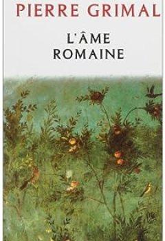 Livres Couvertures de L'âme romaine