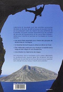 Livres Couvertures de Escalade et alpinisme : Le guide complet des techniques de montagne