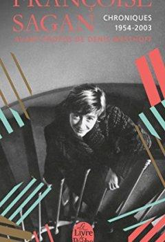 Livres Couvertures de Chroniques 1954-2003