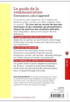 Livres Couvertures de Le guide de la communication: Convaincre cela s'apprend