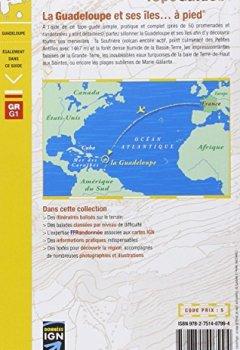 Livres Couvertures de Guadeloupe et ses îles... à pied : 49 promenades et randonnées