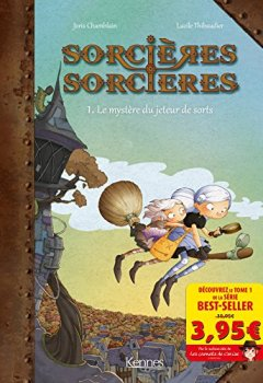 Livres Couvertures de Sorcières Sorcières BD T01 - offre découverte