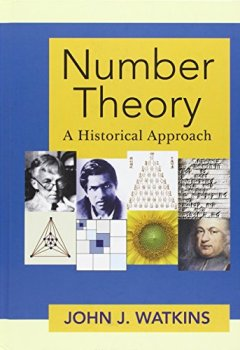 Livres Couvertures de Number Theory – A Historical Approach