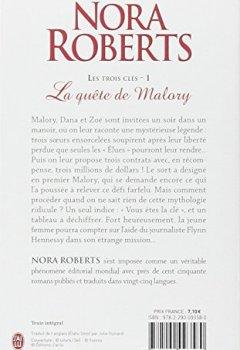 Livres Couvertures de Les trois clés, Tome 1 : La quête de Malory