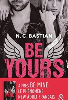 Livres Couvertures de Be Yours : le phénomène New Adult français (&H)