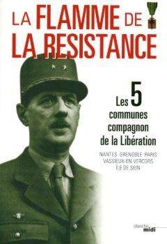 Livres Couvertures de La Flamme de la Résistance