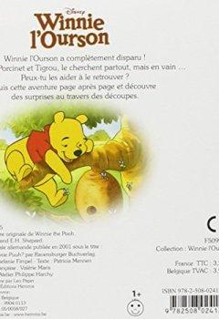 Livres Couvertures de Winnie l'Ourson- Où te caches-tu Winnie?