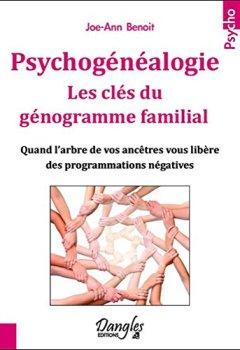 Livres Couvertures de Psychogénéalogie - Les clés du génogramme familial