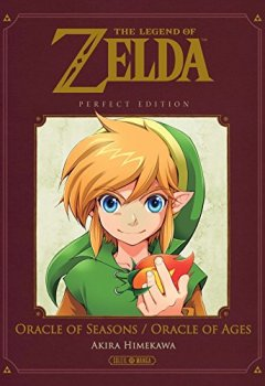 Livres Couvertures de The Legend of Zelda - Oracle of Seasons & Ages - Perfect Edition