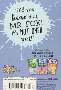 Livres Couvertures de Fantastic Mr. Fox