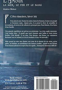 Livres Couvertures de L'amour, la mer, le fer et le sang