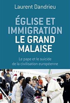 Livres Couvertures de Église et immigration : le grand malaise