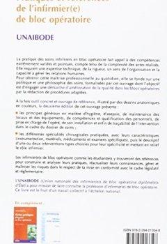 Livres Couvertures de Pratiques et références de l'infirmier(e) de bloc opératoire