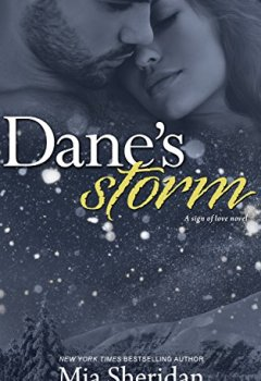 Livres Couvertures de Dane's Storm (English Edition)