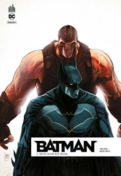 Livres Couvertures de Batman Rebirth Tome 3