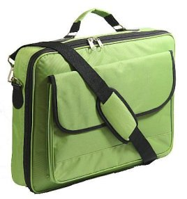 173-17-164-156-Inch-Laptop-Notebook-Carrying-Messenger-Bag-Case-Briefcase-Green