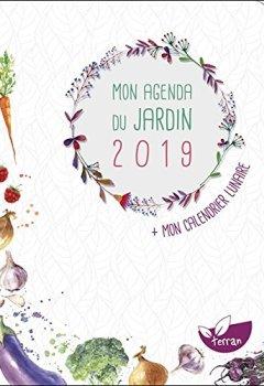 Livres Couvertures de Mon agenda du jardin 2019