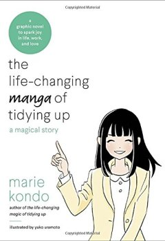 Livres Couvertures de The Life-Changing Manga of Tidying Up: A Magical Story