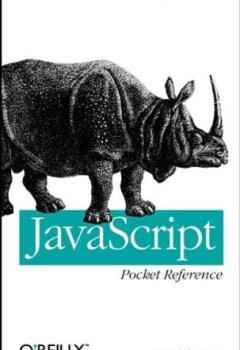 Livres Couvertures de JavaScript Pocket Reference  (en anglais)