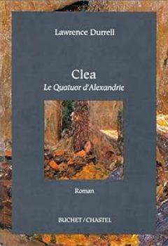 Livres Couvertures de Le quatuor d'Alexandrie, tome 4 : Clea
