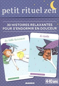 Livres Couvertures de Petit rituel zen - 30 histoires relaxantes pour s'endormir