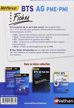 Livres Couvertures de Fiches Activités - BTS Assistant de Gestion PME-PMI
