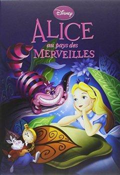 Livres Couvertures de Alice au pays des merveilles, DISNEY CINEMA N.E.