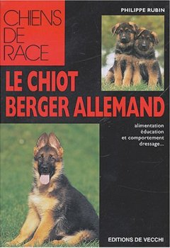 Livres Couvertures de Le chiot berger allemand