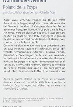 Livres Couvertures de L'épopée du Normandie-Niémen
