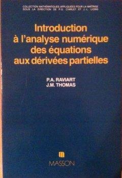 Livres Couvertures de Introduction à l'analyse numérique des équations aux dérivées partielles
