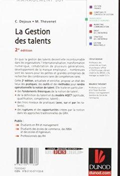 Livres Couvertures de La gestion des talents - 2e éd.