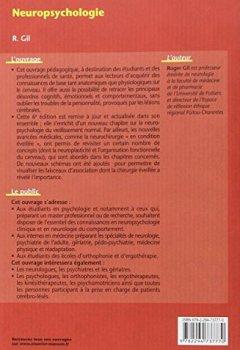 Livres Couvertures de Neuropsychologie