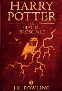 Livres Couvertures de Harry Potter e la Pietra Filosofale