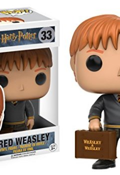 Livres Couvertures de Funko - 33 - Pop - Harry Potter - Fred Weasley