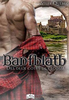 Livres Couvertures de Banfhlath : Des deux côtés de l'Ecosse (Something Dark)