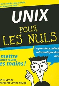 Livres Couvertures de Unix pour les Nuls